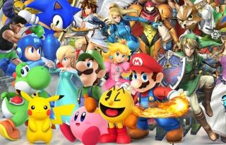 Super Smash Bros para LG 900g