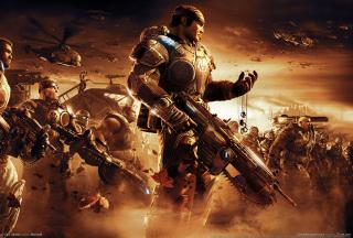 Gears Of War 2 para LG 900g