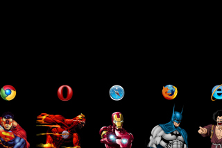 Browsers Chrome, Opera, Firefox, Safari