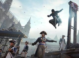 Assassin's Creed Unity para Sony Ericsson XPERIA PLAY