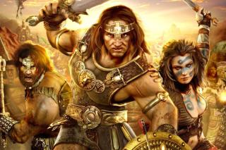 Age of Conan para LG 900g