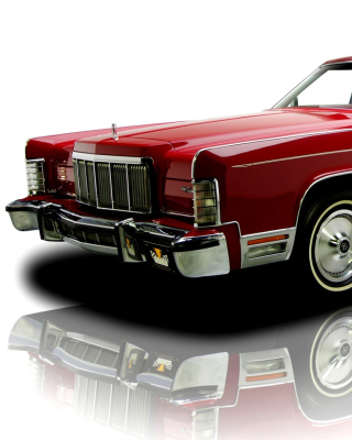 Lincoln Continental Town Car for Nokia C5-05