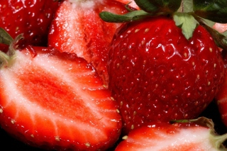 Strawberries para Motorola RAZR XT910