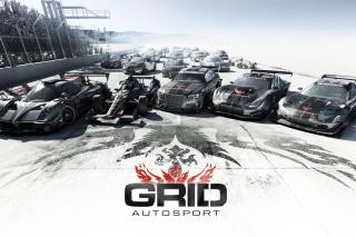 Grid Autosport Game para Motorola Photon 4G