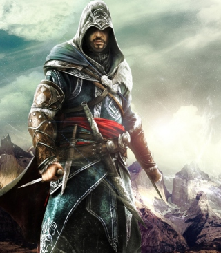 Assassin's Creed Revelations para LG BL40 New Chocolate