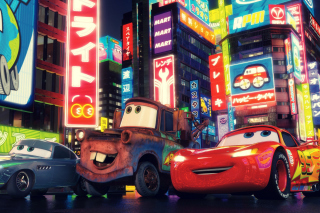 Cars The Movie