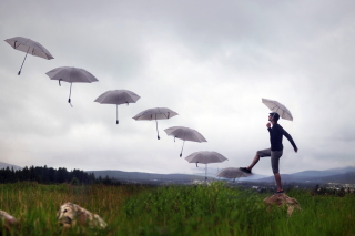 Step On Umbrella