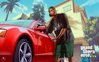 Grand Theft Auto V, Rockstar Games para Motorola RAZR XT910