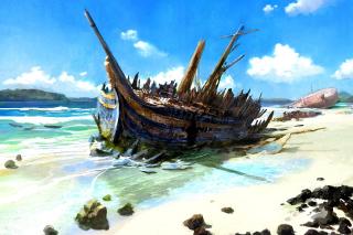 Shipwreck for Nokia Asha 200