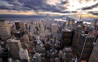 Best New York View para Widescreen Desktop PC 1920x1080 Full HD