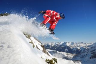 Snowboard in Whistler - Blackcomb 1 for Nokia Asha 200