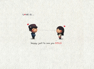 Love Is Happy Just To See You Smile for Nokia Asha 200
