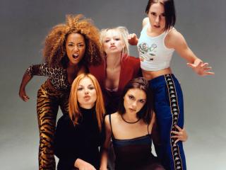 Spice Girls Background para Nokia Asha 201