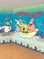 Spongebob Happy Birthday for Sony Ericsson J20i