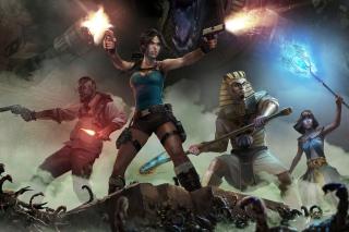 Lara Croft & Temple Of Osiris para Motorola Photon 4G
