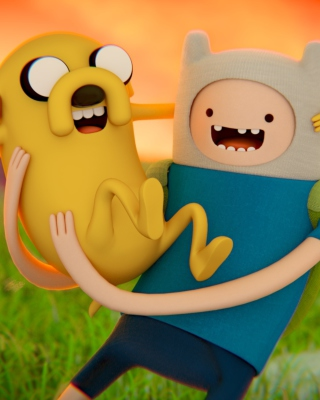Adventure Time - Finn And Jake para Nokia C2-02