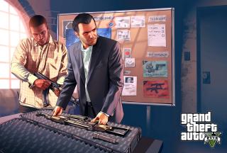 Grand Theft Auto V, Mike Franklin para Motorola Photon 4G