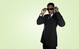 Man In Black Will Smith