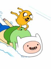 Finn And Jake Adventure Time para Nokia C2-02