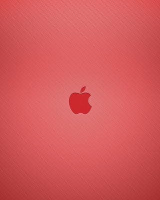 Red Apple Mac Logo para Huawei G7300