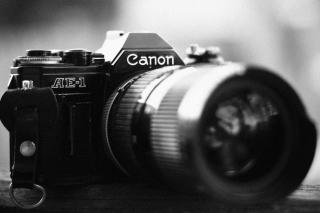Ae-1 Canon Camera