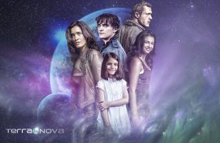 Terra Nova Characters