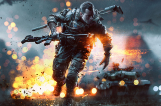 Battlefield 4 China Rising para Samsung S5367 Galaxy Y TV
