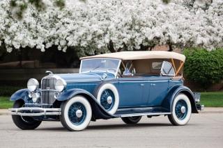 1931 Lincoln Model K Sport Phaeton