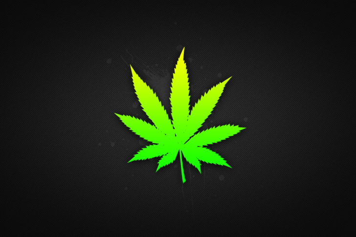Weed Leaf wallpaper
