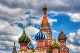 Saint Basil's Cathedral - Red Square
