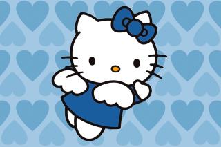 Hello Kitty Blue para LG E400 Optimus L3