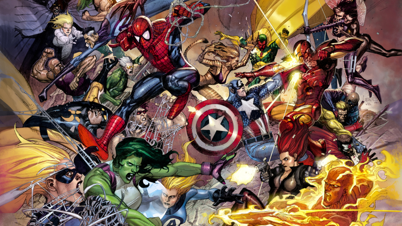 All About Marvel's Captain America: Civil War