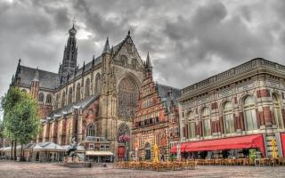 Haarlem para Widescreen Desktop PC 1920x1080 Full HD
