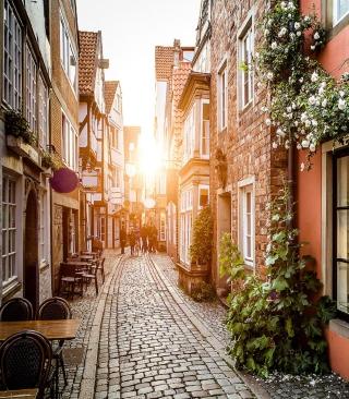 Old Street In Europe para Huawei G7300