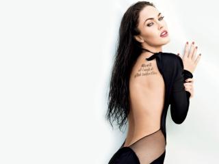 Megan Fox Tattoo