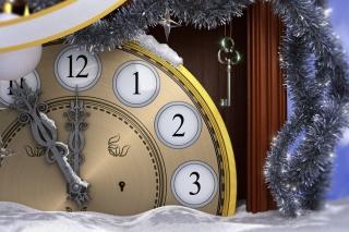 Midnight Of New Year