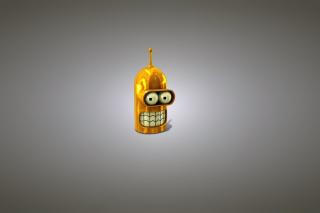 Futurama, Bender Rodriguez para Motorola RAZR XT910