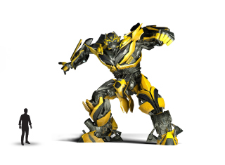 Bumblebee (Transformers) para 220x176