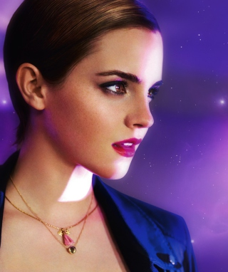 Emma Watson In Lancome para Huawei G7300