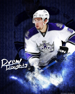 Drew Doughty para Blackberry RIM Torch 9800