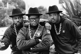 Run DMC, Joseph Simmons and Darryl McDaniels
