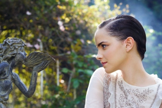 Emma Watson Short Black Hair