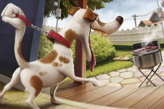 Funny Dog para LG E400 Optimus L3