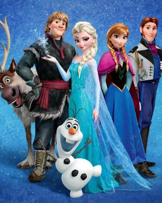 Frozen - Walt Disney Animation para Huawei G7300