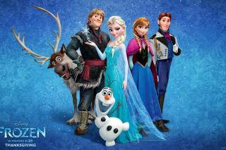 Frozen - Walt Disney Animation for Sony Ericsson XPERIA X8