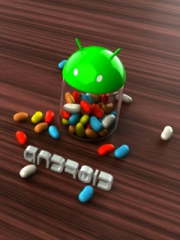 Android Jelly Bean for Nokia Asha 303