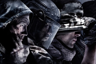 Call of Duty Ghosts para Nokia Asha 201