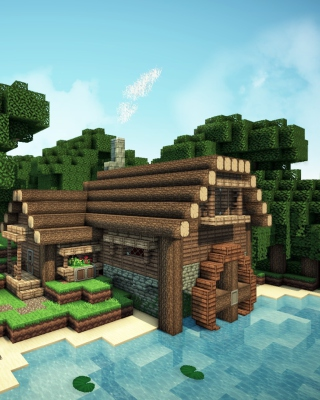 Minecraft Game per Nokia Asha 306