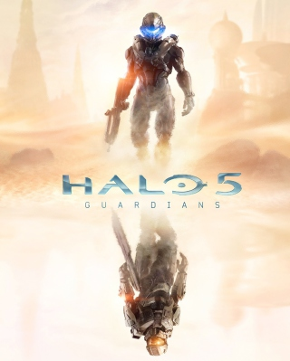 Halo 5 Guardians 2015 Game para LG BL40 New Chocolate