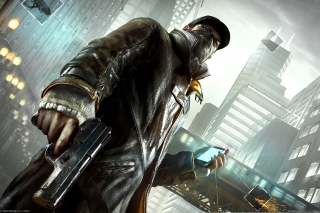 Watch Dogs para LG 900g